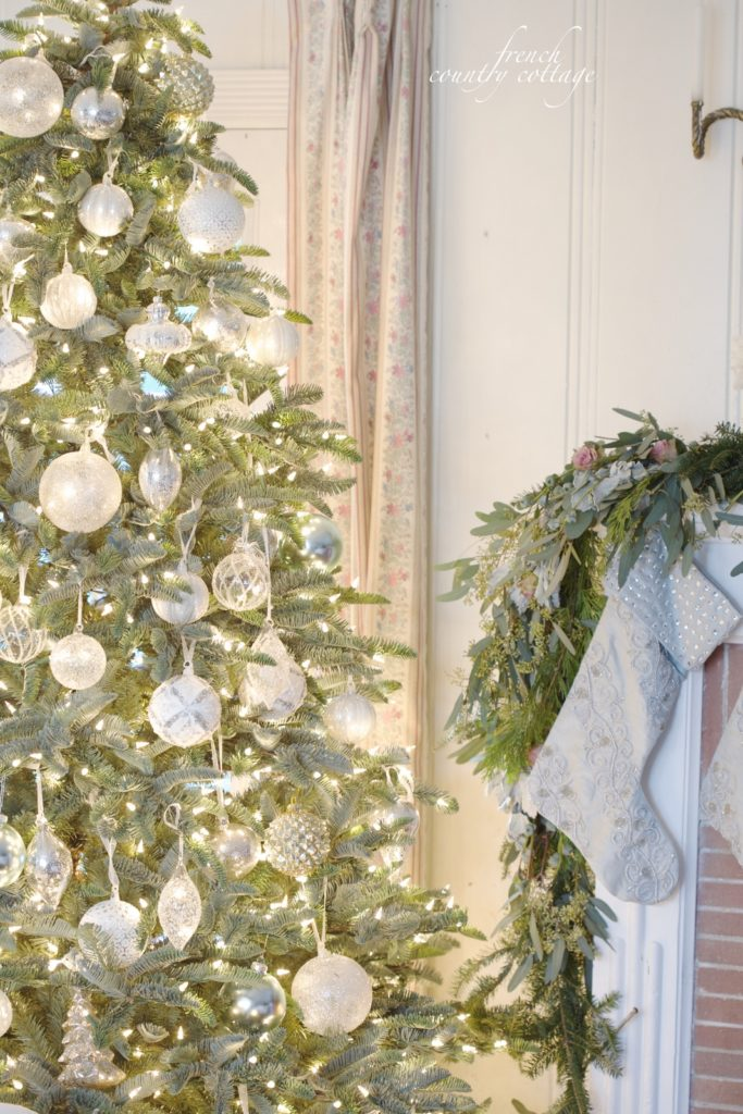 French Country Cottage Christmas Home Holiday Decorating