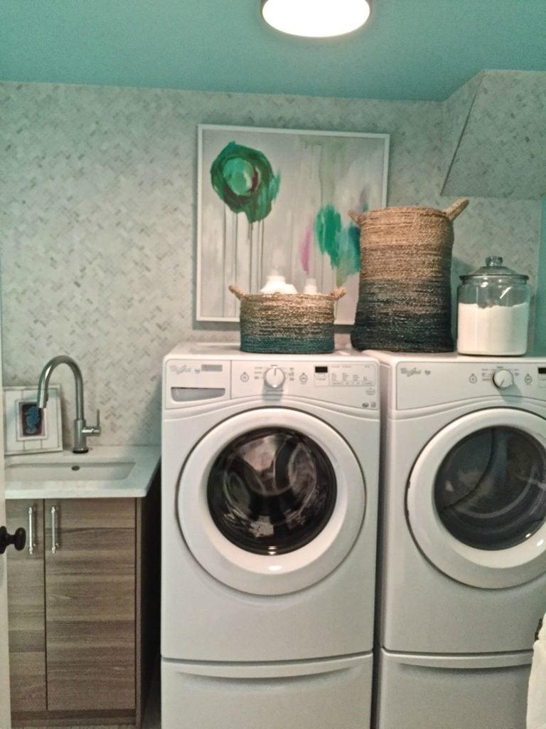 Dream Home Laundry Room