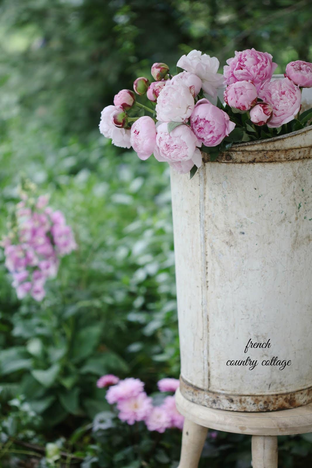 A few things I love about painted patina   French Country Cottage