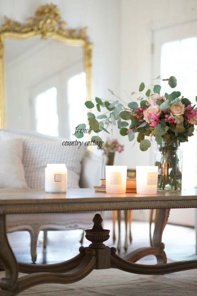 Charming French Style Tables French Country Cottage