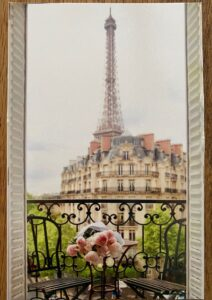 Paris Balcony Print
