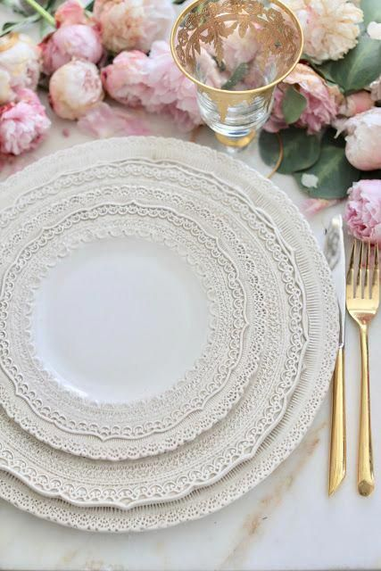 Arte Italica Finezza Place settings