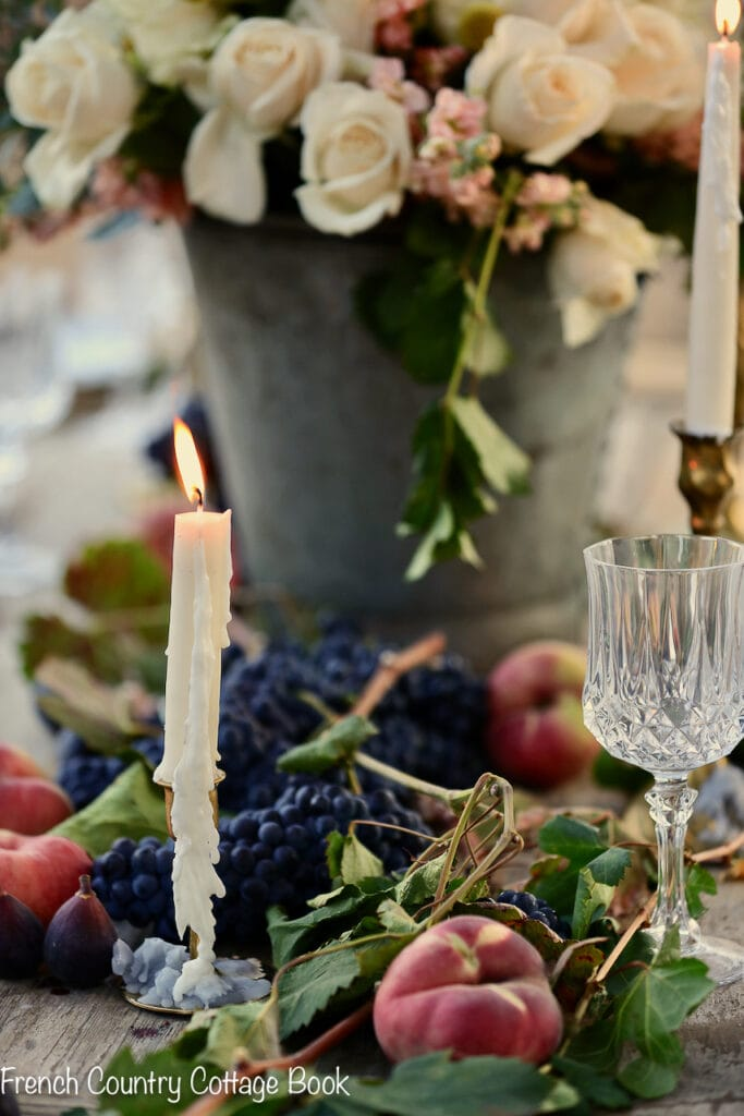 tabletop close up from Inspired Gatherings