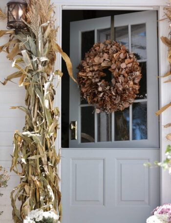 Dutch Door Autumn